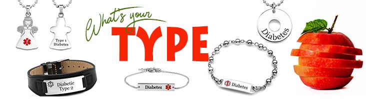 Diabetic Jewelry