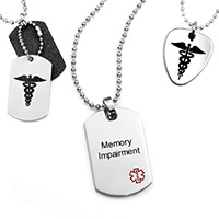 Medical Dog Tags