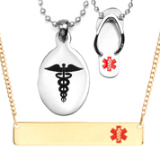 Medical Alert Necklaces For Women
