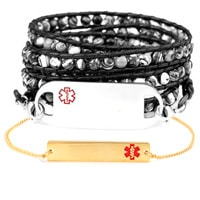 medical bracelets for women