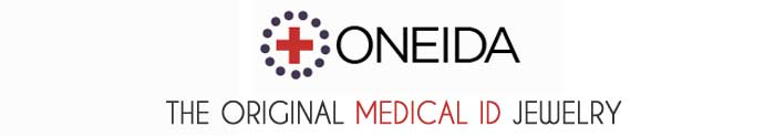 Oneida Medical Alert ID Jewelry