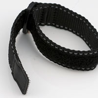 Black Sport Strap Medical ID Bracelets for Children & Adults inset 2