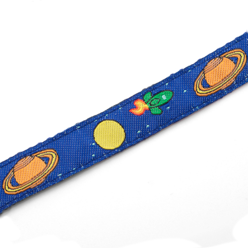 Space Mission Medical Sport Band Bracelet 4 - 8 Inch inset 3