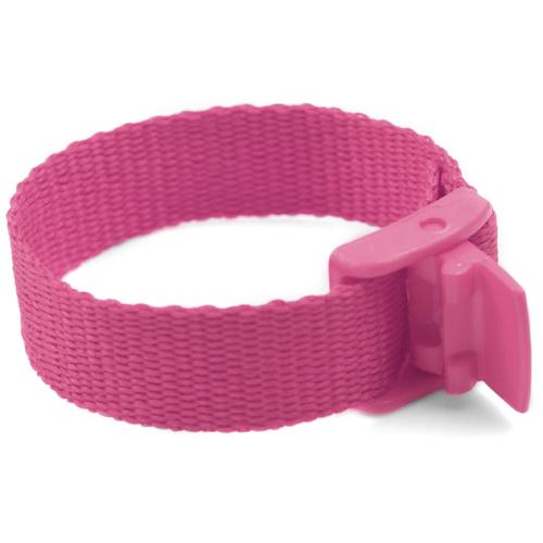 Pink Sport Strap Medical Alert Bracelets inset 1