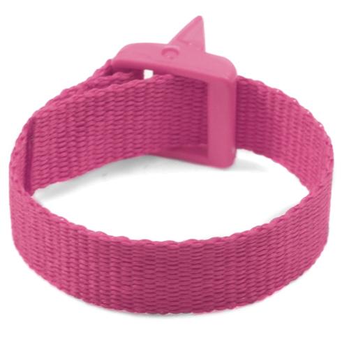 Pink Sport Strap Medical Alert Bracelets inset 2