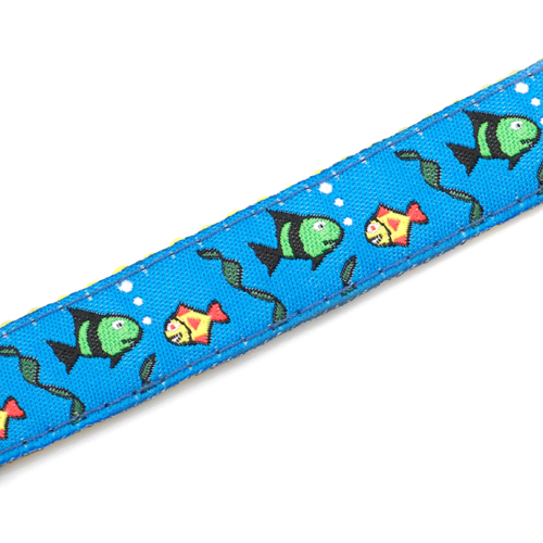 Fish Sport Band Medical Bracelets for Kids  4 - 8 Inch inset 4