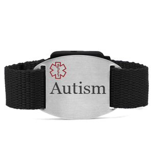 Engraved Autism Bracelet for Children in Multiple Patterns inset 4