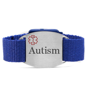 Engraved Autism Bracelet for Children in Multiple Patterns inset 6