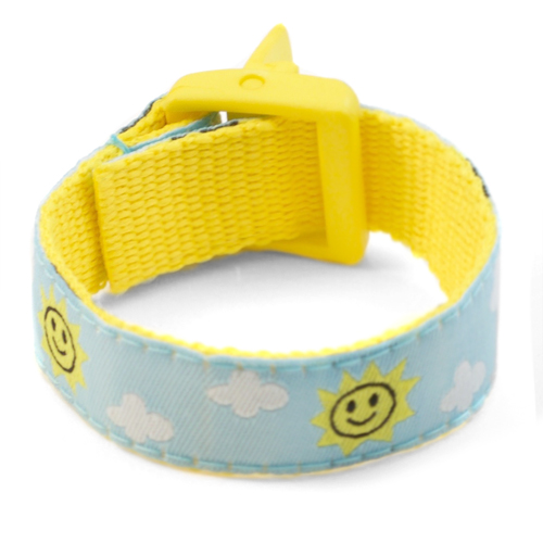 Sunshine Safety Bracelet for Children Fits 4 - 8 In Wrists inset 3