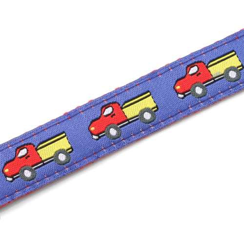 Child Truck Stop Safety ID Bracelet  inset 4