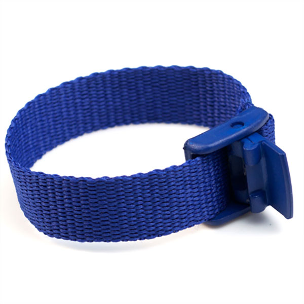 Adjustable Blue Autism Bracelet inset 1