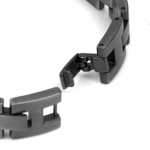 Jeffry Medical Bracelet for Men inset 1