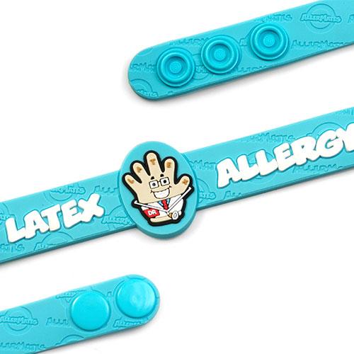 Dr Strange Glove Latex Allergy Bracelet  inset 1