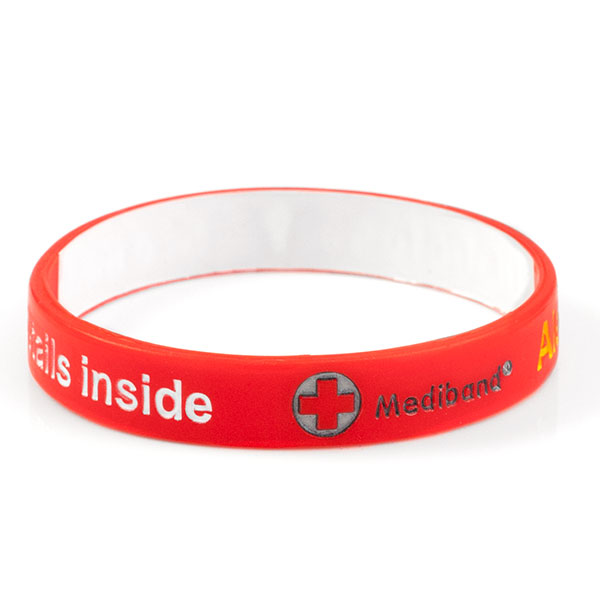 Mediband - Diabetes Write on - Small inset 1