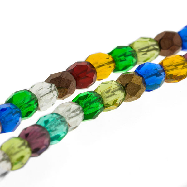 Dream Of Color Beaded Bracelet 6 Inch inset 4