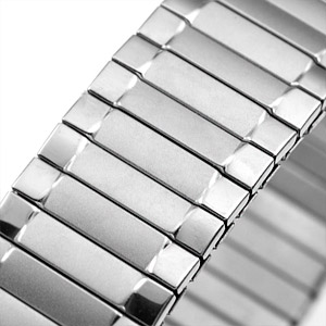 Stainless Steel Mens Medilog Watch inset 1