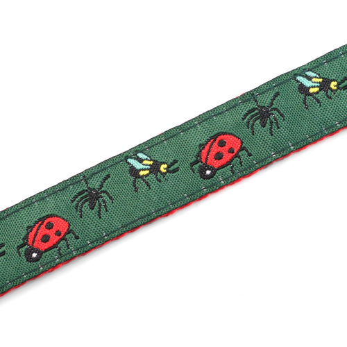 Bugs Strap for Slide On ID Tags Fits Sizes Four to Eight Inches inset 2