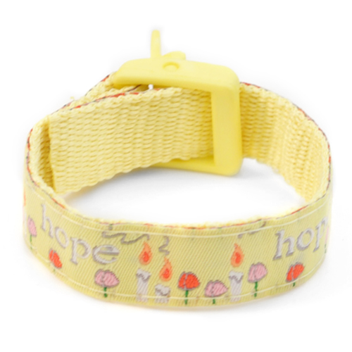 Large Hope Strap for Slide On ID Tags  inset 2
