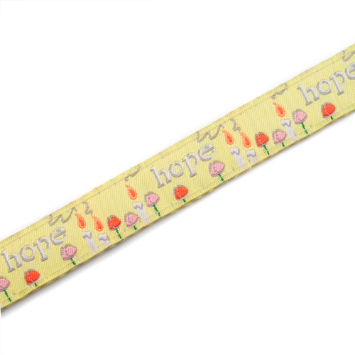 Large Hope Strap for Slide On ID Tags  inset 3