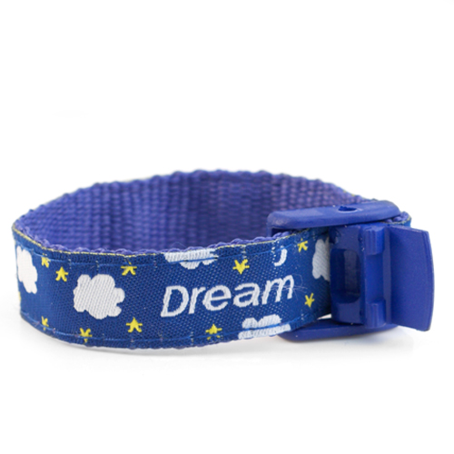 Small Dream Strap for Slide On ID Tags  inset 1