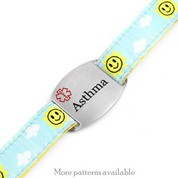 Fun Kids Asthma Bracelets in Many Styles