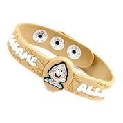 Teeni Tahini Sesame Allergy Bracelet Fits 4 1/2 - 6 Inch