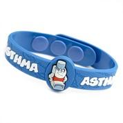 Puffer Childrens Asthma Alert Bracelet