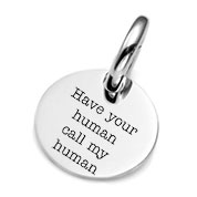 ID Tag for Purses, Pets, and Childrens Backpacks