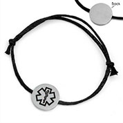 Medical Bracelets for Men | Medical Alert Bracelets For Men