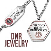 DNR bracelet