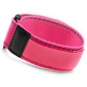 Hot Pink Sports Strap Bracelet