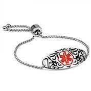 Dania Designer Medical Bracelet