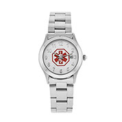 Ladies Chain Link Medical Alert Watch