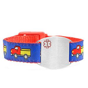 Trucks Medical Sport Band Bracelet 4 - 8 Inch