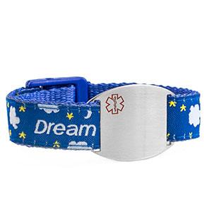 Dream Medical Sport Band Bracelet 4 - 8 Inch