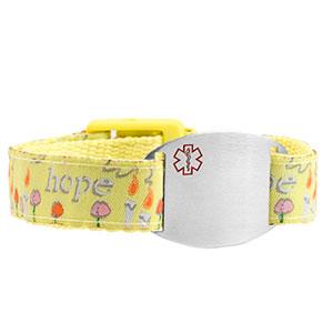 Hope Sports Strap Medical Alert Bracelets