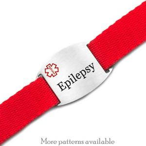Secure Sport Strap Seizure Bracelet