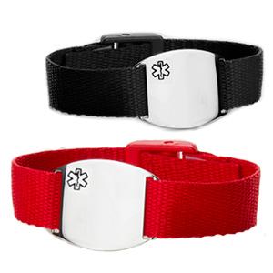 Everyday Wear Sports Strap Medical Bracelets
