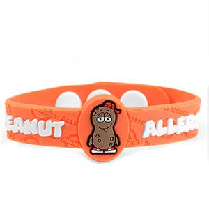 P. Nutty Peanut Allergy Kids Bracelet