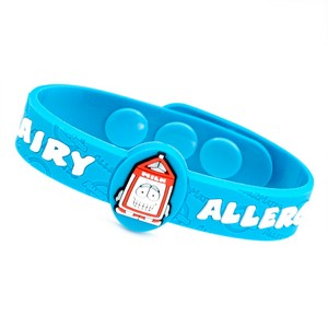 Pint Dairy Allergy Childrens Bracelet