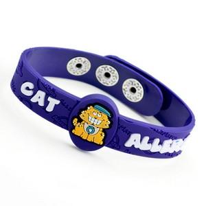 Nine Cat Allergy Childrens Bracelet