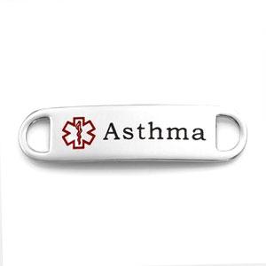 Asthma Alert Medical Tag