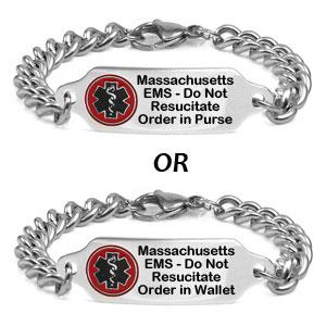 Massachusetts DNR Bracelet