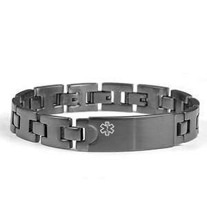 Jeffry Medical Bracelet for Men