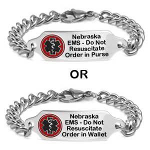Nebraska DNR Bracelet