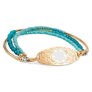 Queen of the Nile Medical Alert Bracelet