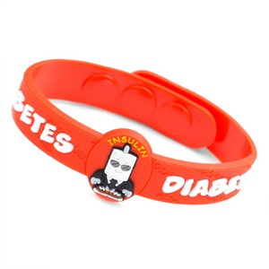 Cute Tab Childrens Diabetes Bracelets