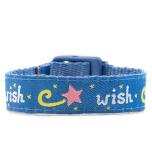 Wish Strap for Slide On ID Tags SM Fits 4 - 6 Inch