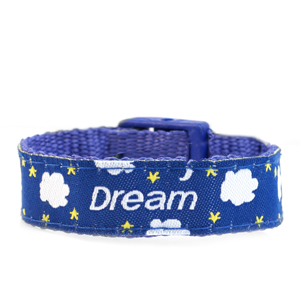 Dream Strap for Slide On ID Tags SM Fits 4 - 6 Inch