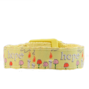 Hope Strap for Slide On ID Tags SM Fits 4 - 6 Inch
